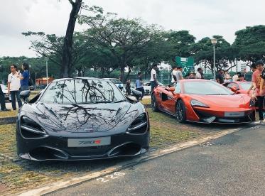 McLaren 720s & 570s